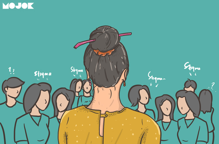 Stigma terhadap Ibu Rumah Tangga MOJOK.CO