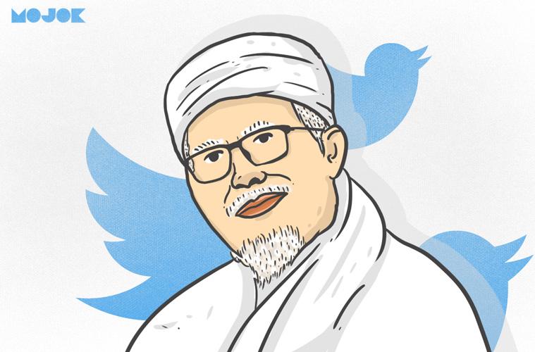 Tengku Zulkarnain yang Ketagihan Jadi Kompor di Twitter