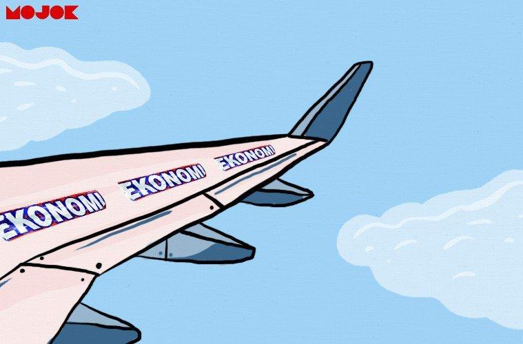 Pemerintah Akhirnya Turunkan Harga Tiket Pesawat Penerbangan