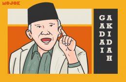 Menurut Amien Rais, Mendukung Jokowi Itu Menggadaikan Akidah MOJOK.CO