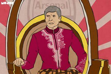 Terima Kasih Arsene Wenger Arsenal Mulai Panen MOJOK.CO
