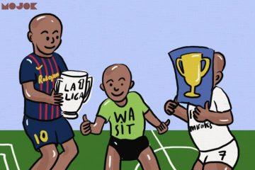 Barcelona tak lagi sabar ke Rakitic MOJOK.CO