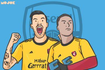 Determinasi Ceballos dan Efisiensi Pepe: Karena Imajinasi Saja Tak Cukup Untuk Arsenal