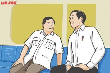 Rekonsiliasi Jokowi dan Prabowo MOJOK.CO