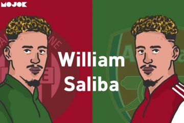 William Saliba ke Arsenal MOJOK.CO