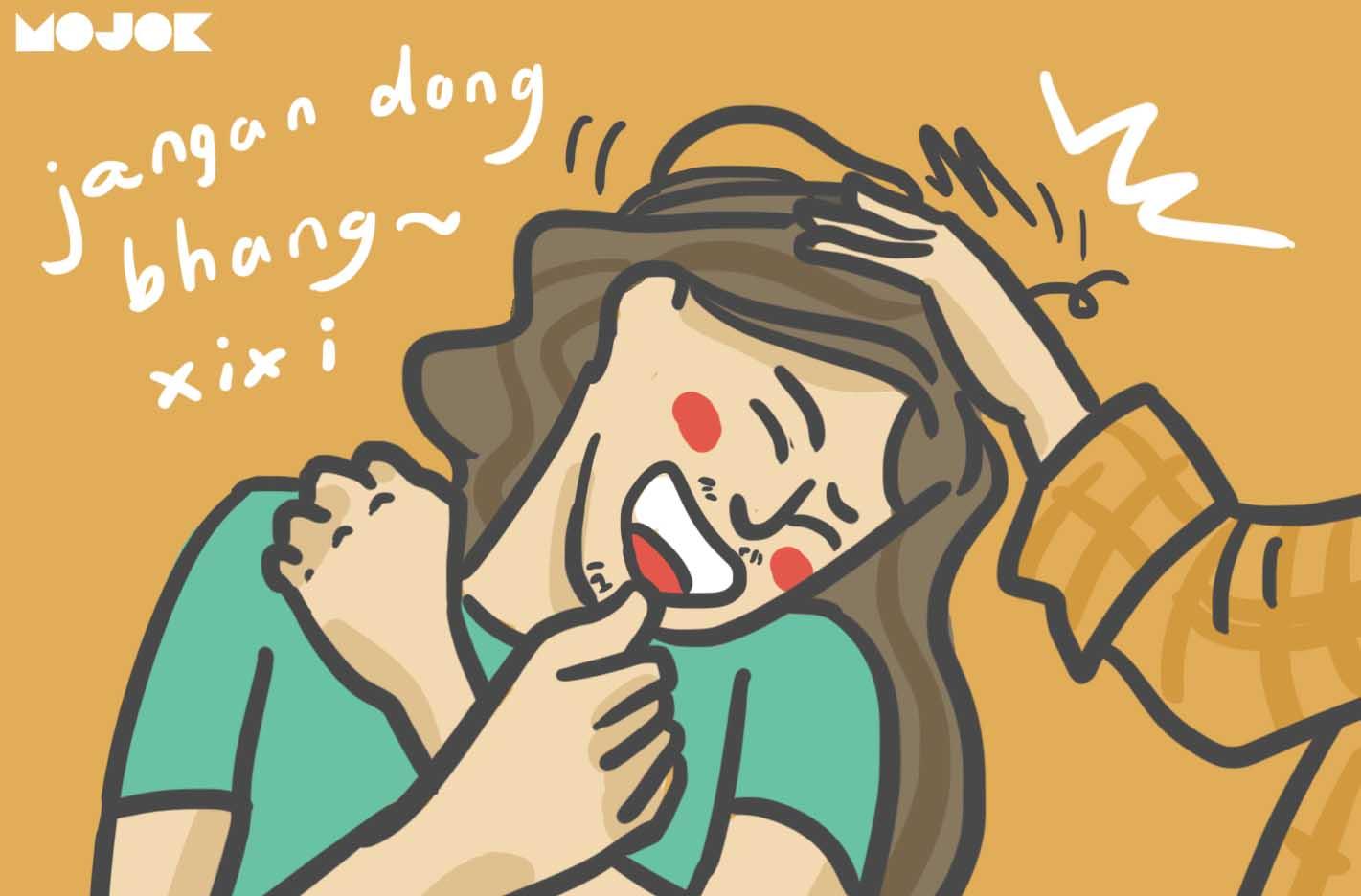 Acak Acak Rambut Bikin Baper Atau Kamu Yang Kegeeran Mojok Co