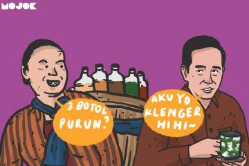 Jamu Tradisional Jokowi MOJOK.CO