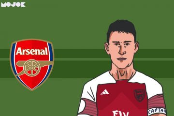 koscielny dan arsenal MOJOK.CO