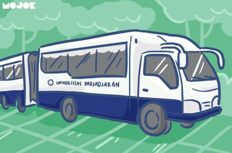 Balada Odong Angkutan Mahasiswa Unpad MOJOK.CO