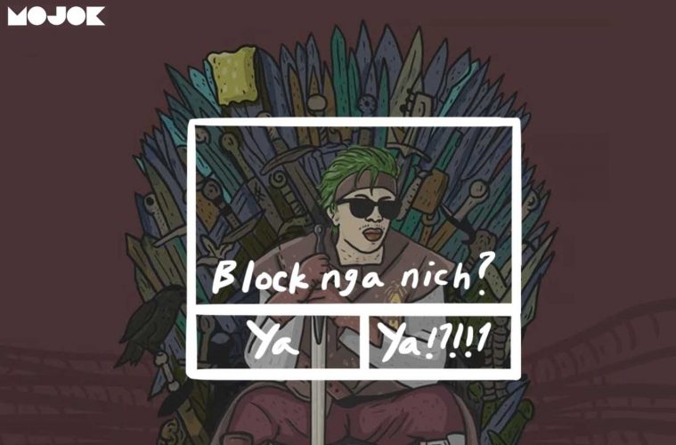 Atta Halilintar block MOJOK.