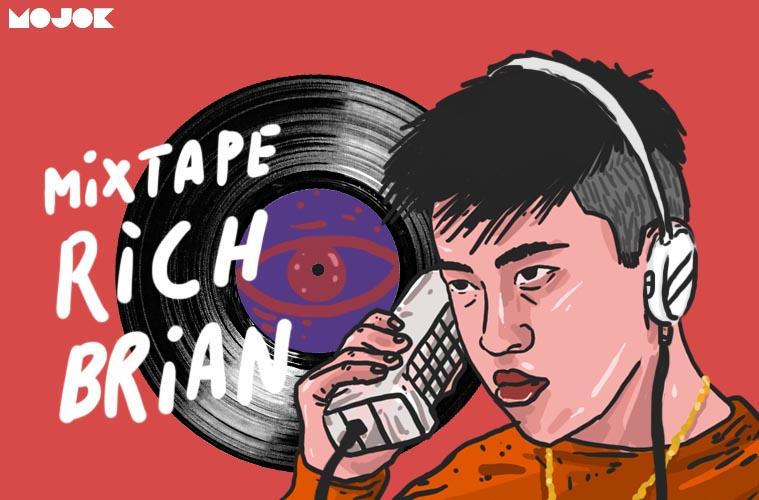 rich brian mixtape untuk dino patti djalal MOJOK.CO