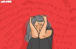 Jika Ada Teman Curhat dan Bilang Lagi Depresi, Kita Harus Ngapain?