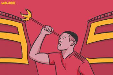 Anthony Martial Manchester United MOJOK.CO