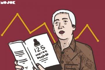 Lo Kheng Hong, sifu investasi saham MOJOK.CO