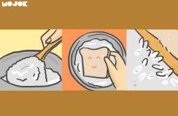 bubur menjadi nasi - MOJOK.CO