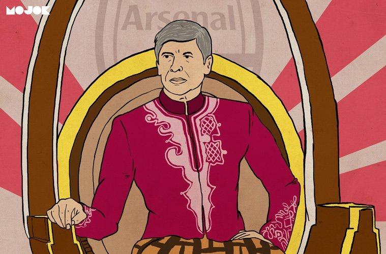 Dunia Sempurna Arsenal, yang Gagal Digapai City, Dikejar Liverpool MOJOK.CO