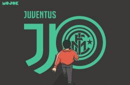 Inter Milan vs Juventus, Usaha Merebut Sebuah Era Serie A MOJOK.CO