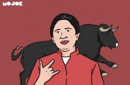 puan maharani ketua dpr 2019-2024 menko pmk rangkap jabatan pdip mengundurkan diri yasonna laoly pelantikan anggota dpr baru