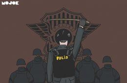 Polda Metro Jaya Diduga Sebar Hoaks Ambulans Bawa Batu MOJOK.CO