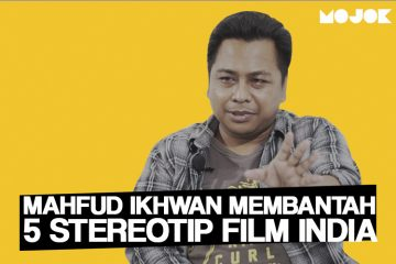 Mahfud Ikhwan Membantah 5 Stereotip Film India
