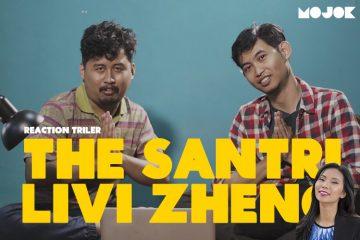 Trailer The Santri