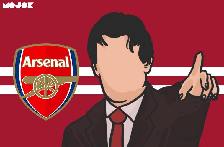Arsenal Imbang Berasa Kalah: Unai Emery Menghitung Hari MOJOK.CO
