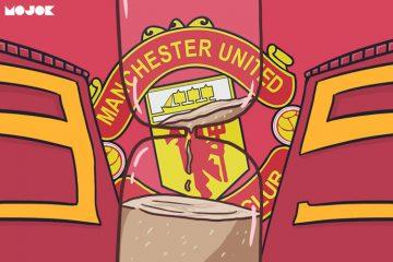 manchester united masa kelam performa menurun peringkat turun bubar