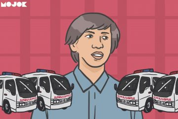 ananda badudu dandhy laksono ditangkap alasan pasal surat penangkapan hoaks ambulans bawa batu tmcpoldametro jokowi wiranto