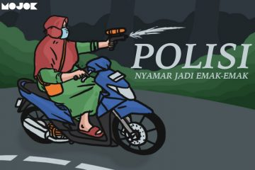 Polisi Menyamar Nggak Kalah Jago Dari Samaran Densus 88 MOJOK.CO
