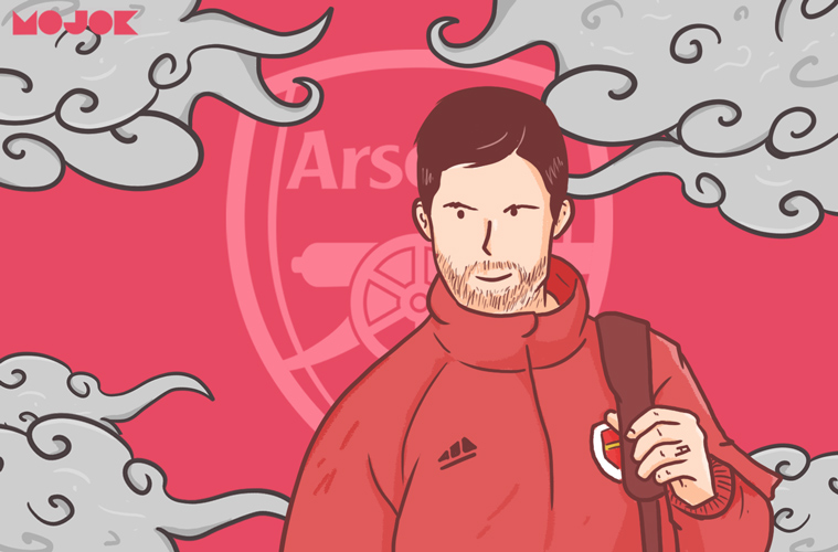 Mikel Arteta Dalam Pusaran Jose Mourinho dan Rasa Kangen Arsenal MOJOK.CO