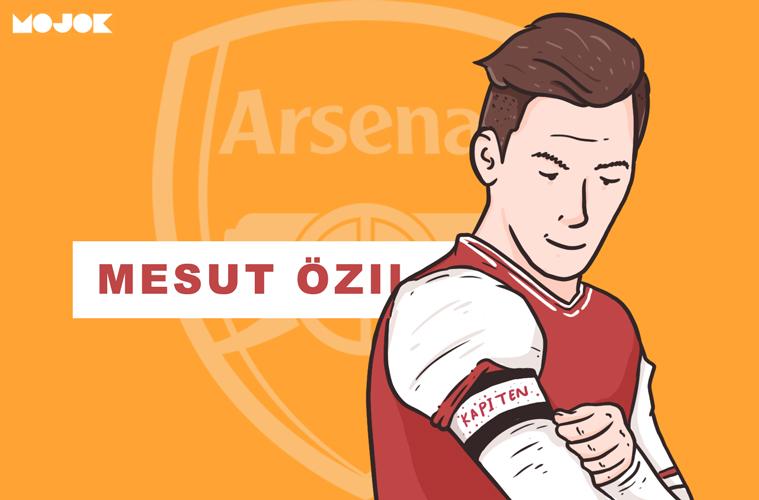 Ozil kapten Emery Arsenal Liverpool MOJOK.CO