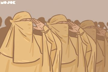 pelarangan cadar celana cingkrang jenggot fahcrul razi menteri agama nu salafi hizbut tharir kajian fikih pendapat ulama hukum islam ham uin sunan kalijaga azis anwar fachrudin