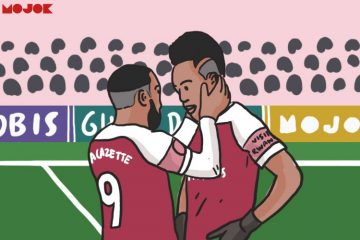 Arsenal dan Emery Berutang Banyak Kepada Aubameyang MOJOK.CO