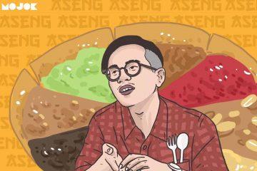 gibran rakabuming politisi pdip bilang kuliner indonesia dijajah asing markobar kuliner asing toping markobar