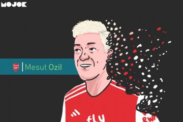 Ozil vs Emery MOJOK.CO