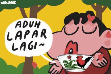 Mudah Lapar Padahal Udah Makan, Kenapa Ya?