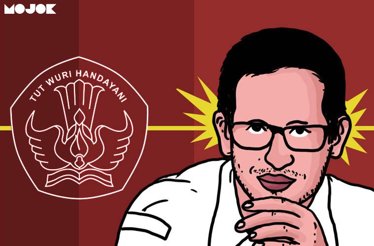 Menghitung Kekayaan Nadiem Makarim, Pendiri Go-Jek yang Jadi Mendikbud