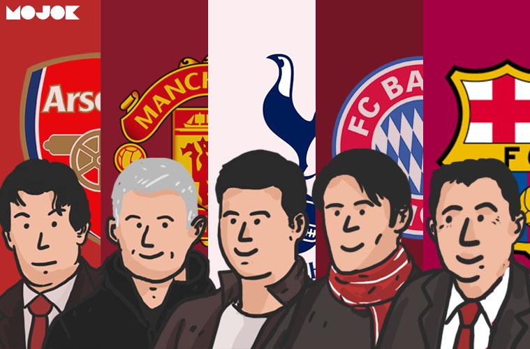 Bayern Pecat Pelatih, Mana yang Nyusul Kemudian: Arsenal, Barcelona, MU? MOJOK.CO