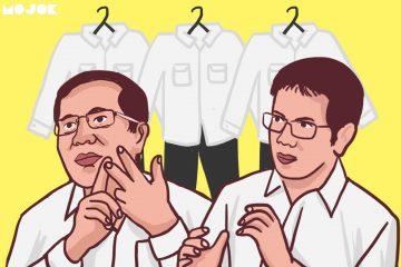 mahfud md wishnutama nadiem makariem calon menteri jokowi kabinet kerja II pengumuman kabinet baru jokowi