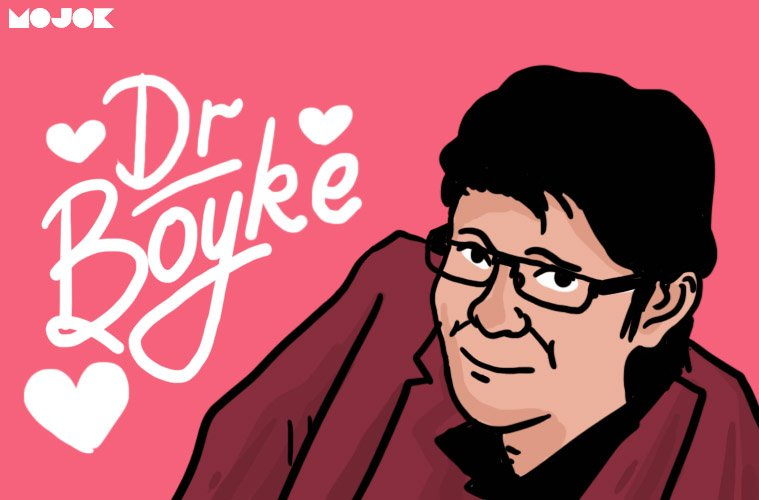 dokter boyke seksologi tonight show sex education sperma mojok.co