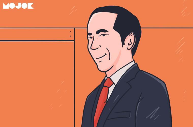 Perilaku Jokowi Makin Aneh, yang Terakhir: Beri Grasi ke Napi Korupsi