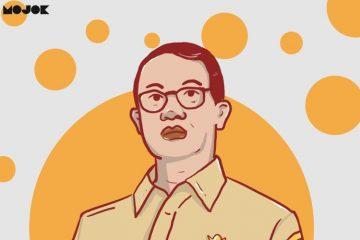 anies baswedan diserang jokower meme joker gubernur pilpres 2024 prabowo cebong kampret