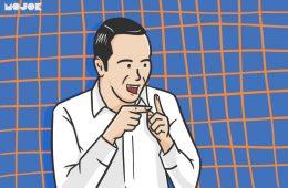 Dulu Berani Tabok, Gebuk, dan Hajar, Kok Sekarang Jokowi Cuma Berani Gigit?
