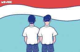 radikalisme agama hormat bendera merah putih menyanyikan indonesia raya smpn 21 batam siswa dikeluarkan mojok.co