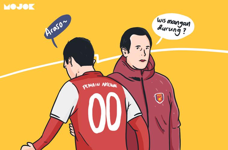 Berkaca dari Kegagalan Emery dan Arsenal MOJOK.CO