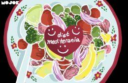 diet mediterania cara diet terbaik 2019 tips diet resep makanan diet