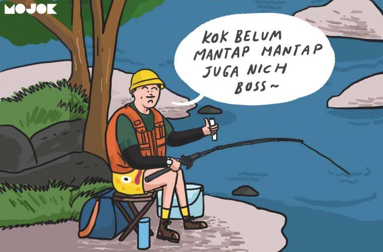 mancing ikan cerita mancing doa mancing mojok.co