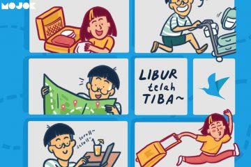 cara merencanakan liburan akhir tahun traveloka fitur traveloka yang bermanfaat tips liburan apa yang harus dipersiapkan saat liburan