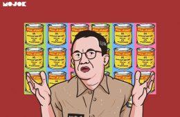 Mulut Manis Anies Baswedan saat Sebut 'Lem Aibon' Ramai, tapi DKI Bebas Korupsi Tak Viral