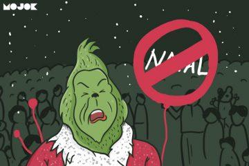 Natal dilarang di Dharmasraya MOJOK.CO